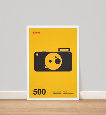Kodak Posters